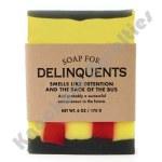 Delinquents Soap