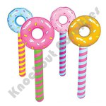 "Dozen - 36"" Donut Lollipop"