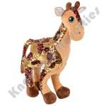"Adventure Planet - 15"" Sequin Giraffe"