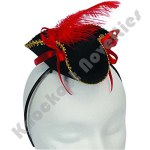 Mini Pirate Hat Headband