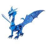 Metal Earth ICONX - Blue Dragon