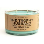 The Trophy Husband Candle