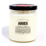 Aries - Astrology Candle