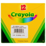 Bulk Crayons - Regular Size - Carnation Pink