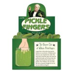 Finger Puppet - Pickle