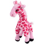 "Adventure Planet - 11"" Pink Giraffe Plush"