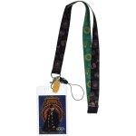 Fantastic Beasts Lanyard with Yellow NS Icon Dangle