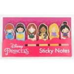 6 Pack Princess Sticky Notes