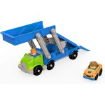 Fisher-Price: Little People Ramp 'n Go Carrier
