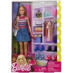 Barbie: Barbie Doll and Closet