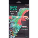 Metal Earth Model Iconx: Jubilee Macaw Parrot