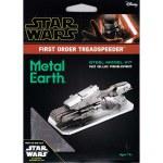 Metal Earth Model: First Order Treadspeeder - Rise of Skywalker COLOR Star Wars