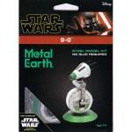 Metal Earth Model: D-0 - Rise of Skywalker COLOR Star Wars