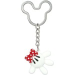 Disney Icon Ball Keyring - Minnie - Minnie Hand
