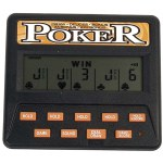 Classic 5 In 1 Poker Electronic Game