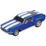 Carrera GO!! - Ford Mustang '67 - Racing Blue - 1:43 Scale