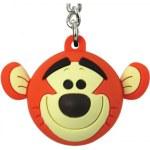 Disney - Winnie the Pooh - Tigger - Deluxe Icon Ball Keyring