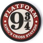 Harry Potter - Platform 9 3/4 - Soft Touch Magnet