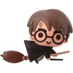 Harry Potter - Harry on Broom - 3D Foam Magnet