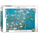 1000 Piece Puzzle - Almond Branches in Bloom by Vincent Van Gogh