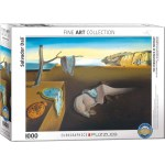 1000 Piece Puzzle - The Persistence of Memory by Salvador Dali