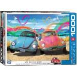 1000 Piece Puzzle - VW Beetle Love