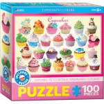 100 Piece Puzzle - Cupcakes - Kids Sweets