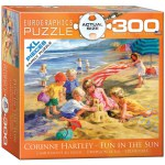 300 XL Piece Puzzle - Fun in the Sun by Corinne Hartley