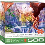 500 Piece Puzzle - Dragon Kingdom by Jan Patrik