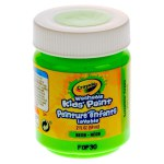 Crayola: 2 Oz. Washable Kid'S Paint, Screamin' Green Neon