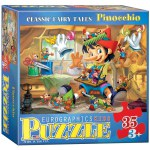 35 Piece Puzzle - Pinocchio