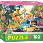 100 Piece Puzzle - Beautiful Hair