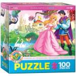 100 Piece Puzzle - Cinderella