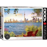 1000 Piece Puzzle - View from Toronto Island