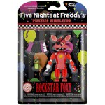 Action Figure: Five Nights at Freddys Pizza Sim - Rockstar Foxy