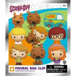 3D Foam Collectible Bag Clip - Scooby Doo Series 1