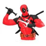 Bust Bank - Marvel - Deadpool