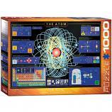 1000 Piece Puzzle - The Atom