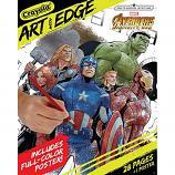 Art With Edge, Marvel Avengers