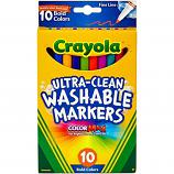 10 ct. Ultra-Clean Washable Bold, Fine Line, Color Max Markers